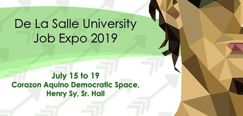 De La Salle University - Job Expo 2019