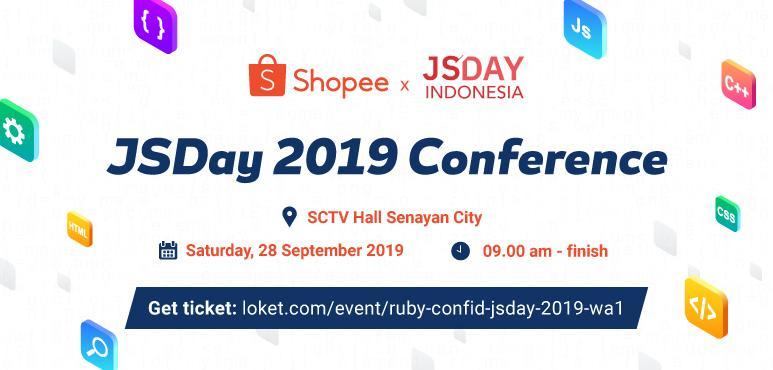 JSDay 2019 Conference
