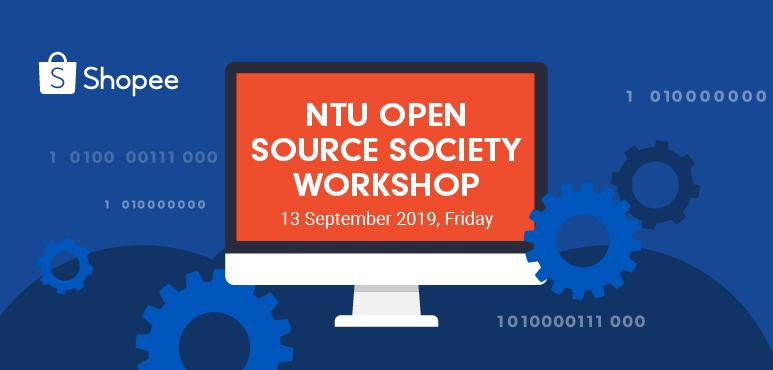 NTU Open Source Society Workshop