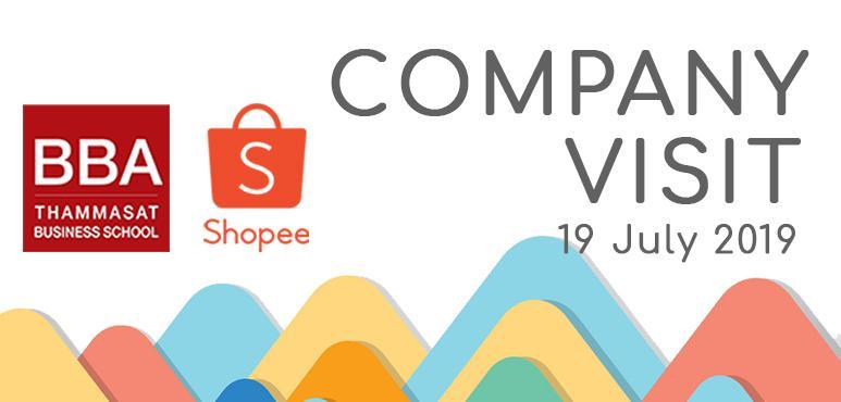 Shopee x BBA Thammasat : Company Visit