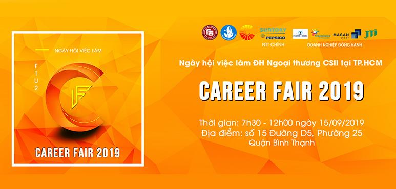 SHOPEE x FTU Career Fair