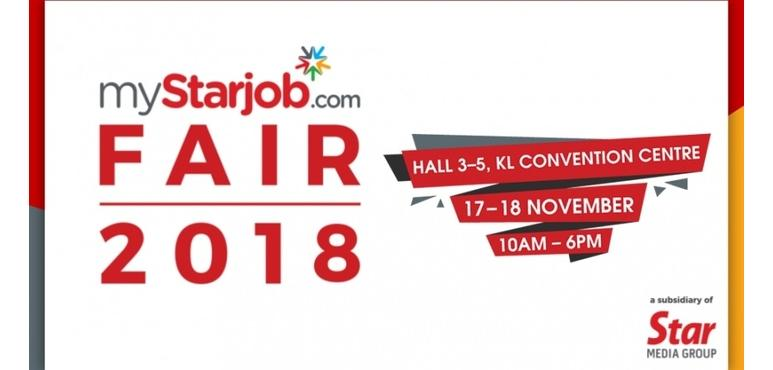 The myStarjob.com Fair 2018