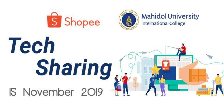 Shopee x MUIC : Tech Sharing