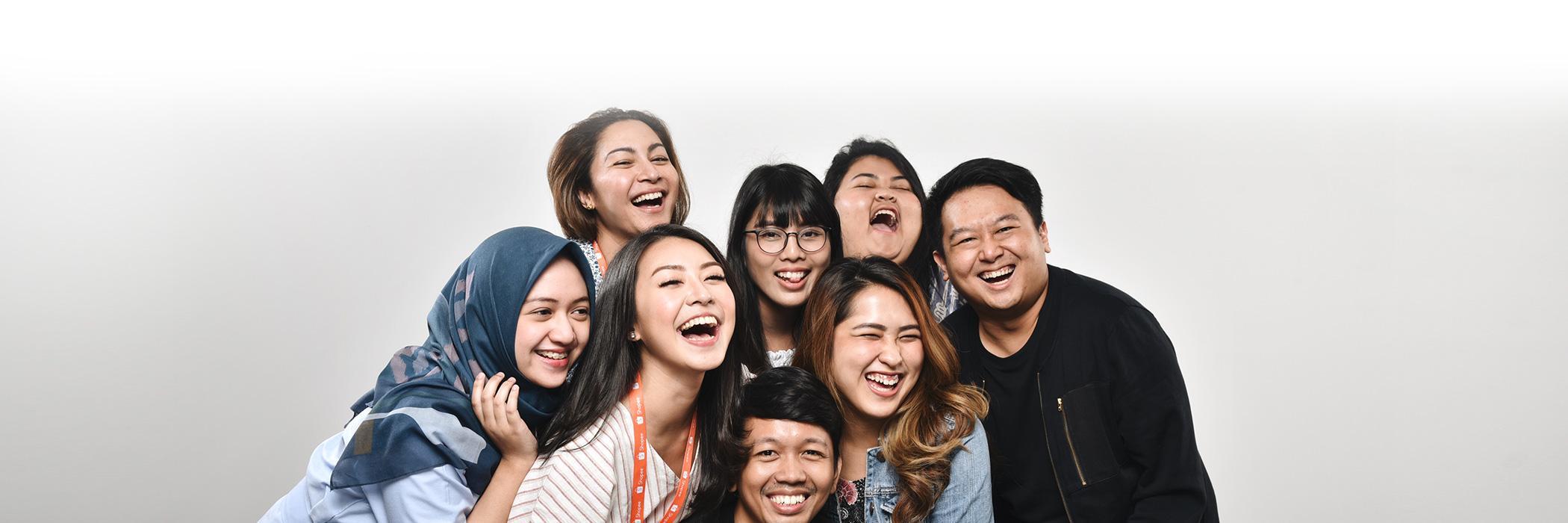 Shopee Careers - Come Make History With Us | Shopee Singapore