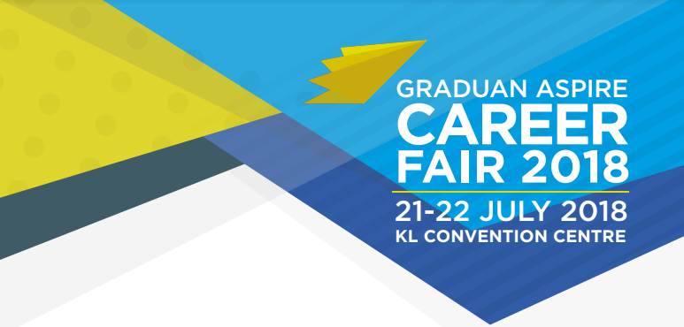 Graduan Aspire Career Fair 2018