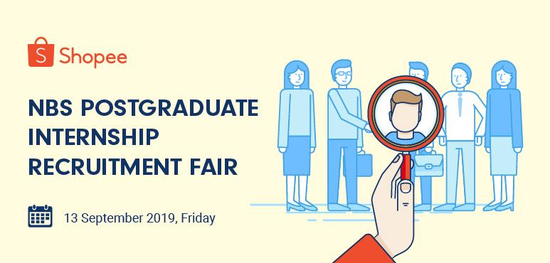 NBS Postgraduate Internship Recruitment Fair
