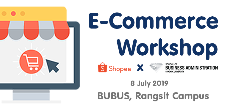 Shopee x BUBUS : E-Com Workshop