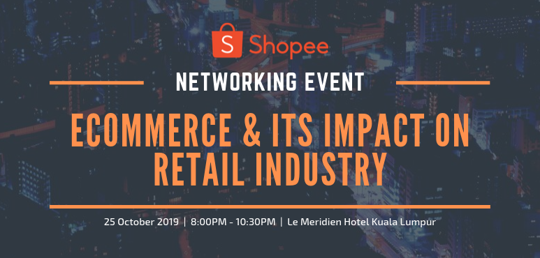 Networking Event - eCommerce and its Impact on Retail Industry